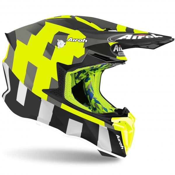 Casco airoh twist 2.0 frame ANTHRACITE MATE 2020